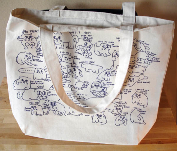 The Cat Tote
